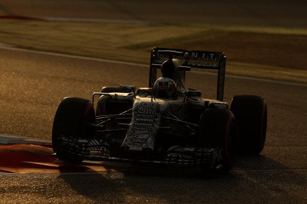 2015 F1 Pre Season Test 3 - Day 4 Circuit de Catalunya, Barcelona, Spain. Thursday  Sunday 1 March 2015. Daniel Ricciardo, Red Bull Racing RB11 Renault.  World Copyright: Sam Bloxham/LAT Photographic. ref: Digital Image _14P5476