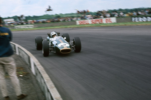 Silverstone, England. 13th - 15th July 1967. 