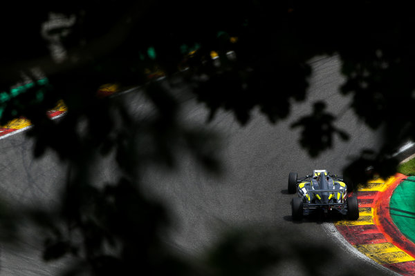 2016 BRDC F3 Championship, Spa-Francorchamps, Belgium. 7th - 9th July 2016. Enzo Bortoleto (BRA) Double R Racing BRDC F3. World Copyright: Ebrey / LAT Photographic.