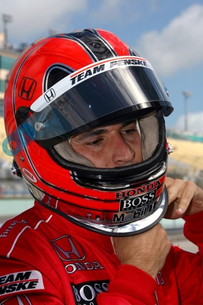 Helio Castroneves (BRA), Team Penske.IRL IndyCar Series, Rd1, XM Satellite Indy 300, Homestead-Miami Speedway, Homestead, FLorida, USA. 23-25 March 2007.DIGITAL IMAGE
