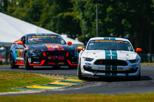 26-27 August, 2016, Alton, Virginia USA 15, Ford, Shelby GT350R-C, GS, Scott Maxwell, Billy Johnson ?2016, Jake Galstad LAT Photo USA