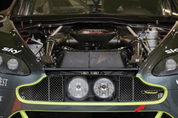 Aston Martin Racing detail