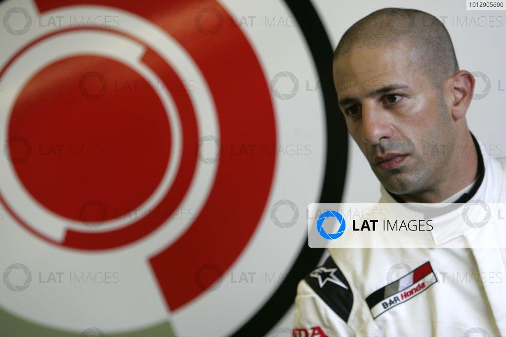 2005 Formula One Testing