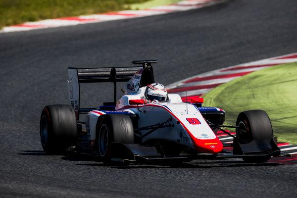 2016 GP3 Series Test 2. Circuit de Catalunya, Barcelona, Spain. Thursday 20 April 2017. Kevin Joerg (SUI, Trident)  Photo: Zak Mauger/GP3 Series Media Service. ref: Digital Image _56I5534