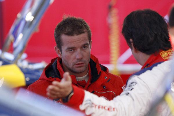 Round 11Rally de France 30/9-3/10Sebastien Loeb, Citroen WRC, Portrait.Worldwide Copyright: McKlein/LAT