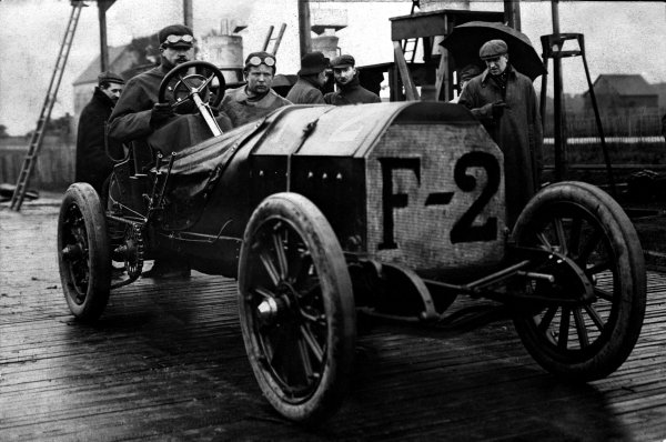 1907 French Grand Prix.