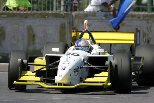 AJ Allmendinger (USA), RuSPORT Lola Ford Cosworth. Champ Car World Series, Rd3, Tecate Grand Prix, Fundidora Park, Monterrey, Mexico, 19-21 May 2006. DIGITAL IMAGE