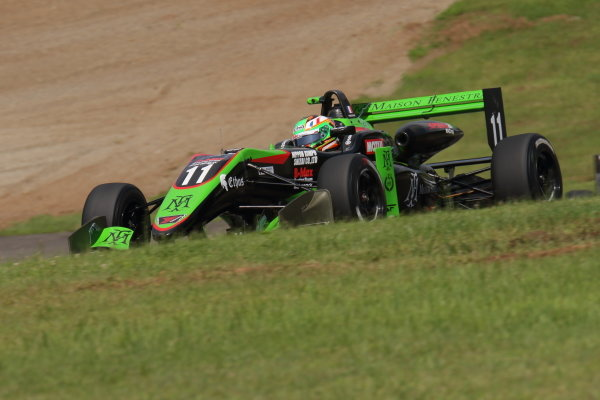 Round 15, Sacha Fenestraz, B-Max Racing with Motopark Dallara F314 Volkswagen, 2nd position