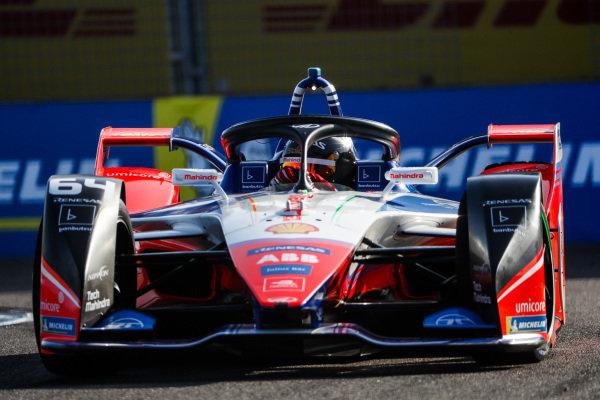 Lucas Felipe Derani (BRA), Mahindra Racing, M6Electro