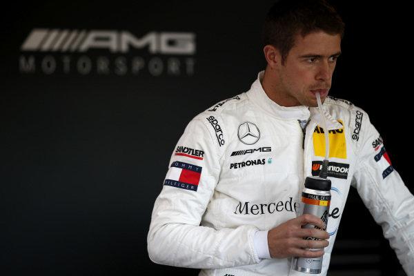 Paul Di Resta, Mercedes-AMG Team HWA.