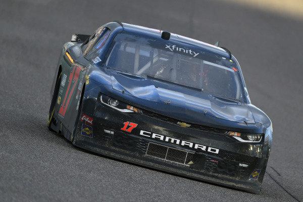 #17: Robby Lyons II, Rick Ware Racing, Chevrolet Camaro RWR