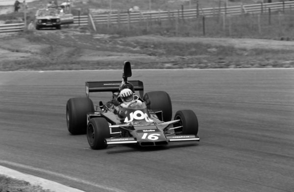 Tom Pryce, Shadow DN5 Ford.