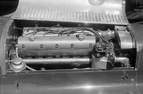 The engine of a ERA B-Type.