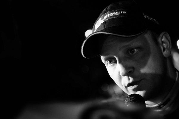 Mikko Hirvonen (FIN) M-Sport. FIA World Rally Championship, Rd5, Rally Argentina, Day Two, Cordoba-Villa Carlos Paz, Argentina, 10 May 2014.