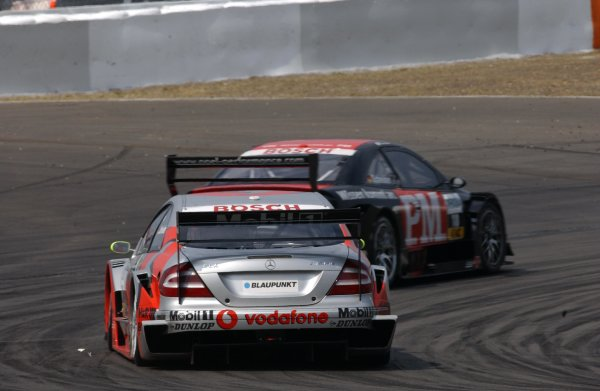 2003 dtm championship nurburgring 2 germany - august 15.-17.08 2003 World Copyright-Andr- Irlmeier 2003 LAT Photographic ref: Digital Image Only