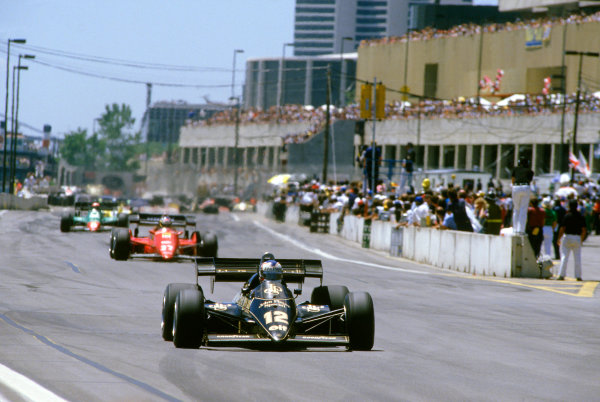 1984 United States Grand Prix.