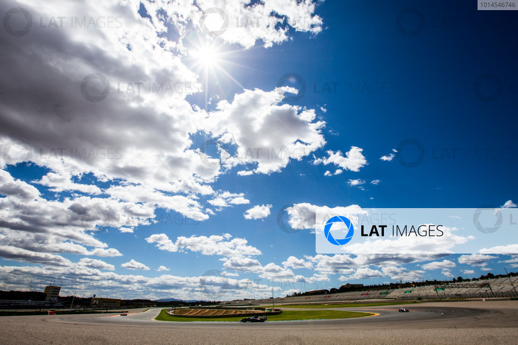 2016 GP3 Series Testing. Circuit Ricardo Tormo, Valencia, Spain. Friday 8 April 2016. Konstantin Tereshchenko (RUS, Campos Racing). World Copyright: Zak Mauger/LAT Photographic. ref: Digital Image _79P8023