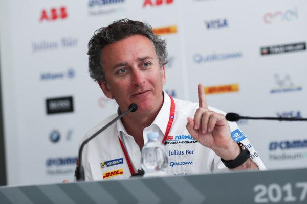 Alejandro Agag, CEO, Formula E.
