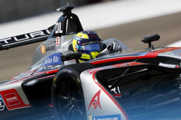 Tom Dillmann (FRA) Venturi Formula E, Venturi VM200-FE-03.