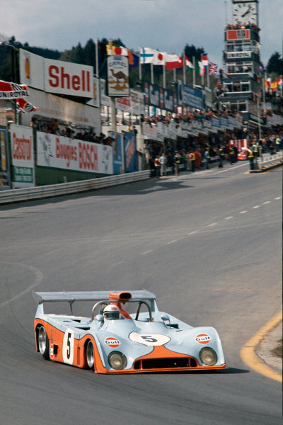 Spa-Francorchamps, Belgium. 6th May 1973. Rd 5.