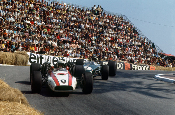 Monte Carlo, Monaco. 26 May 1968.