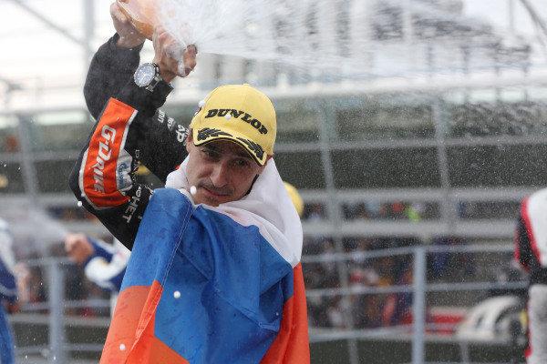 #26 Roman Rusinov G-DRIVE RACING D Oreca 07 - Gibson