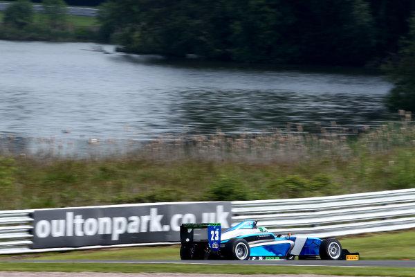 2016 BRDC Formula Three Championship,  Oulton Park, Cheshire, 28th-30th May 2016, Thomas Maxwell (AUS) Sean Walkinshaw Racing BRDC F3  World Copyright.Ebrey/LAT Photographic