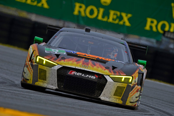 28-31 January, 2016, Daytona Beach, Florida USA 9, Audi, R8 LMS GT3, GTD, Kenny Habul, Boris Said, Dion von Moltke, Tristan Vautier ?2016, F. Peirce Williams LAT Photo USA