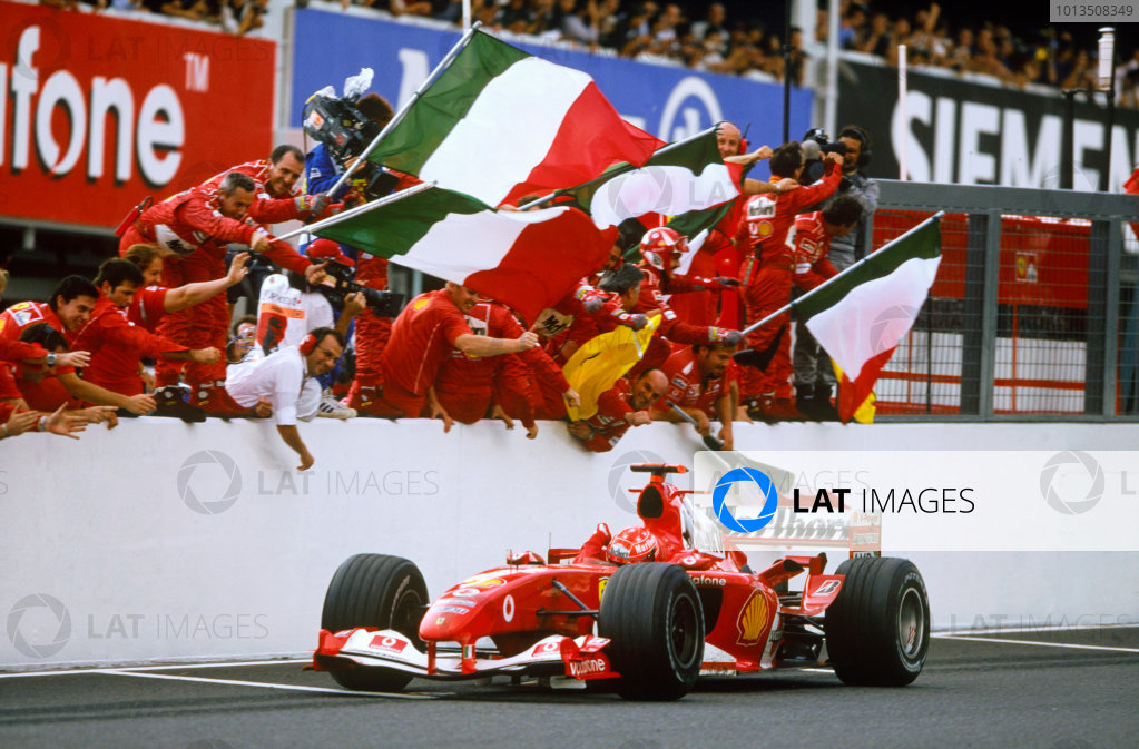 2004 Japanese Grand Prix.