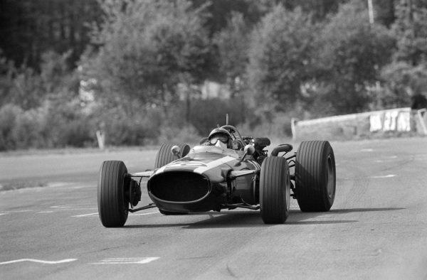Pedro Rodriguez, Cooper T81 Maserati.
