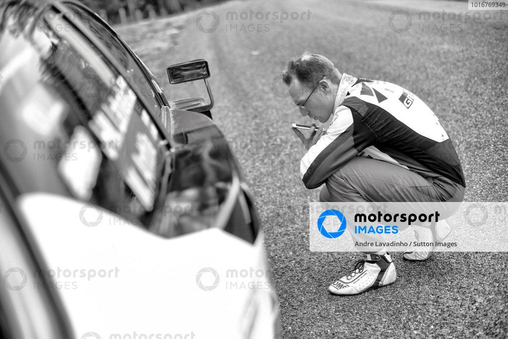 Jari-Matti Latvala (FIN), Toyota Gazoo Racing WRC at World Rally Championship, Rd13, Rally Australia, Day Two, Coffs Harbour, New South Wales, Australia, 18 November 2017.