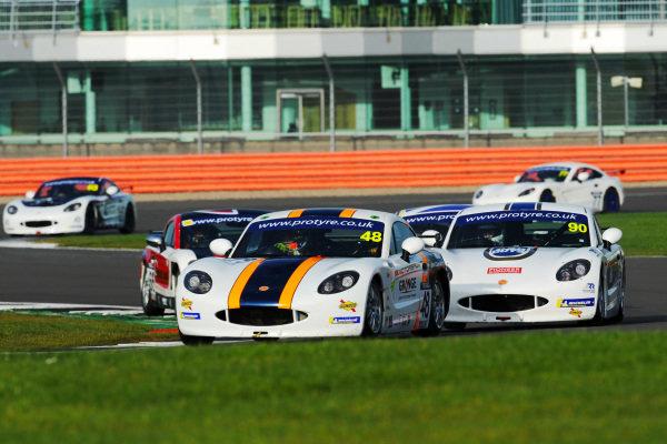 Gordie Mutch - Fox Motorsport Ginetta G40