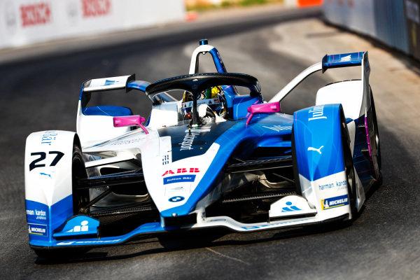 Beitske Visser (NLD), BMW I Andretti Motorsports, BMW iFE.18