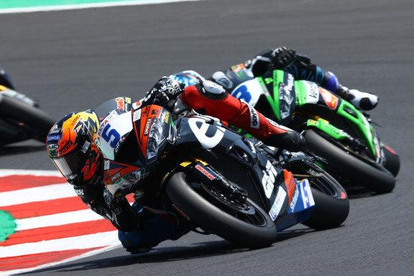Philipp Oettl, Kawasaki Puccetti Racing.