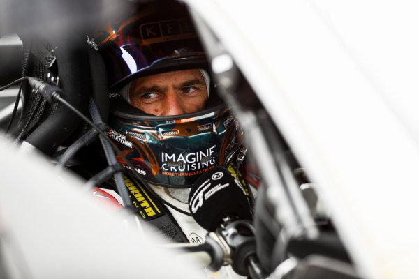 #11 Martin Plowman / Kelvin Fletcher - Paddock Motorsport GT3 speaks to the media