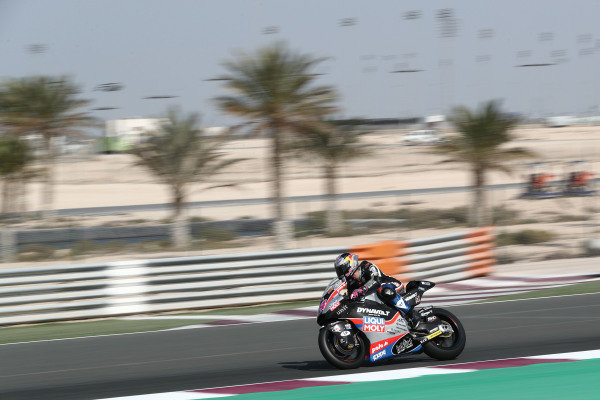 Tony Arbolino, Moto2, Qatar MotoGP, 26 March 2021