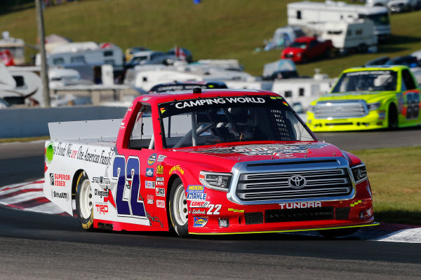 NASCAR Camping World Truck Series Chevrolet Silverado 250 Canadian Tire Motorsport Park Bowmanville, ON CAN Saturday 2 September 2017 Austin Self, Don't Mess With Texas\B&D Industries Toyota Tundra World Copyright: Russell LaBounty LAT Images