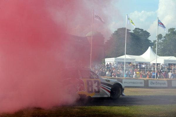 Goodwood Estate, Chichester England 11th -3 NASCAR World Copyright: Jeff Bloxham/LAT Photographic ref: Digital Image DSC_7395