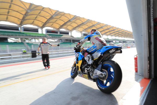 2018 MotoGP Championship - Sepang test, Malaysia Tuesday 30 January 2018 Thomas Luthi, Estrella Galicia 0,0 Marc VDS World Copyright: Gold and Goose / LAT Images ref: Digital Image 1091