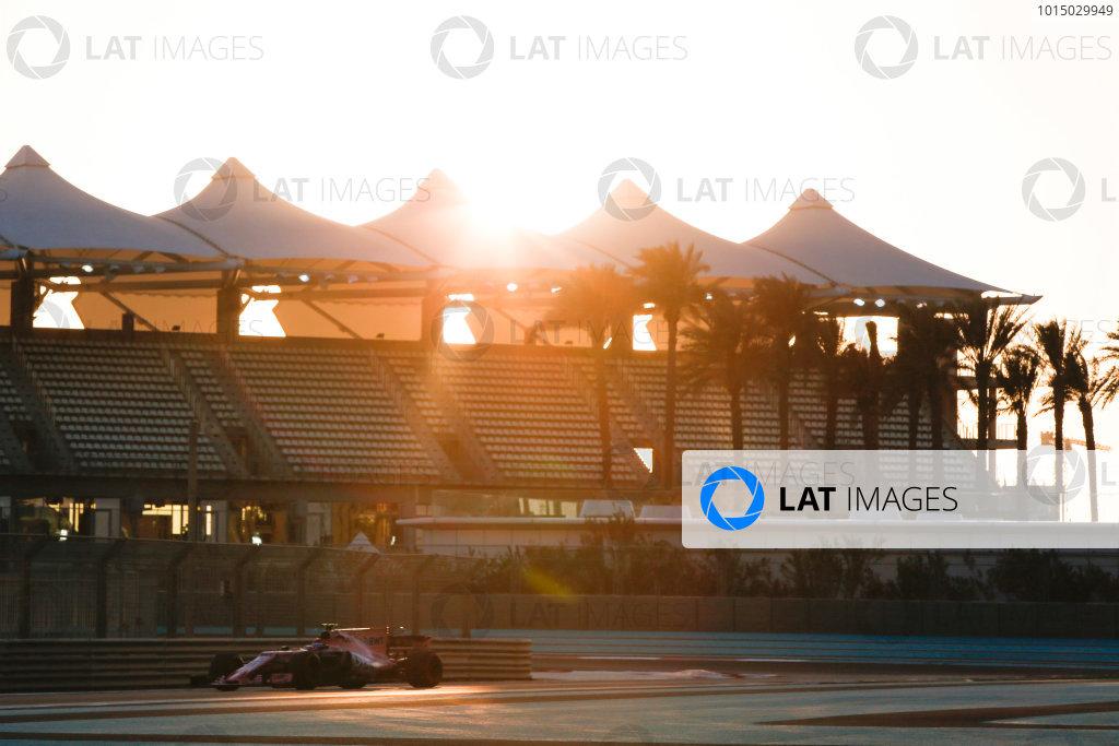 Test 5 - Yas Marina, Abu Dhabi