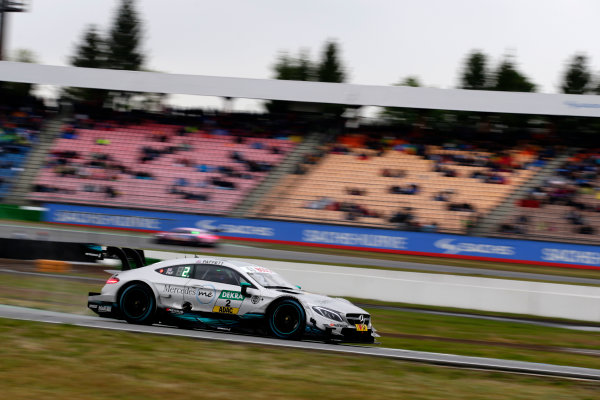 2017 DTM Round 1 Hockenheim, Germany. Sunday 7 May 2017. Gary Paffett Mercedes-AMG Team HWA, Mercedes-AMG C63 DTM World Copyright: Alexander Trienitz/LAT Images ref: Digital Image 2017-DTM-R1-HH-AT2-1974