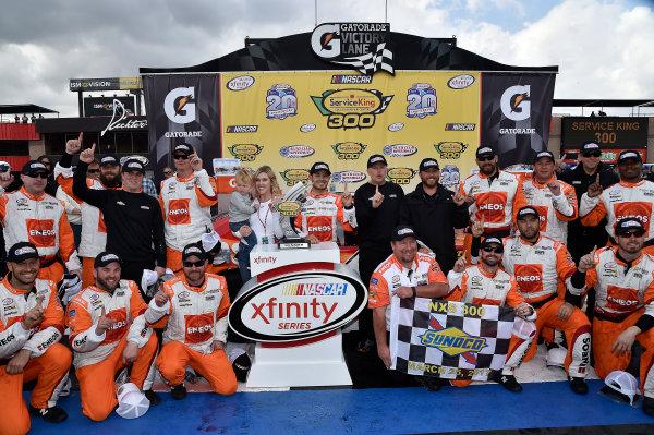 2017 NASCAR Xfinity Series Service King 300 Auto Club Speedway, Fontana, CA USA Saturday 25 March 2017 Kyle Larson World Copyright: Rusty Jarrett/LAT Images ref: Digital Image 17FONrj_5242