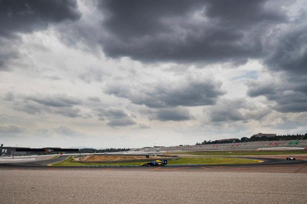 2016 GP3 Series Test 3. Circuit Ricardo Tormo, Valencia, Spain. Wednesday 26 April 2017. Bruno Baptista (BRA, DAMS)  Photo: Zak Mauger/GP3 Series Media Service. ref: Digital Image _56I6444
