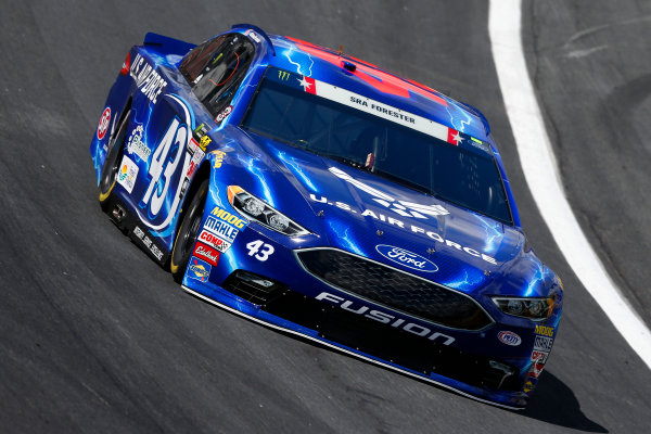 Monster Energy NASCAR Cup Series Coca-Cola 600 Charlotte Motor Speedway, Concord, NC USA Thursday 25 May 2017 Regan Smith, Richard Petty Motorsports, United States Air Force Ford Fusion World Copyright: Lesley Ann Miller LAT Images