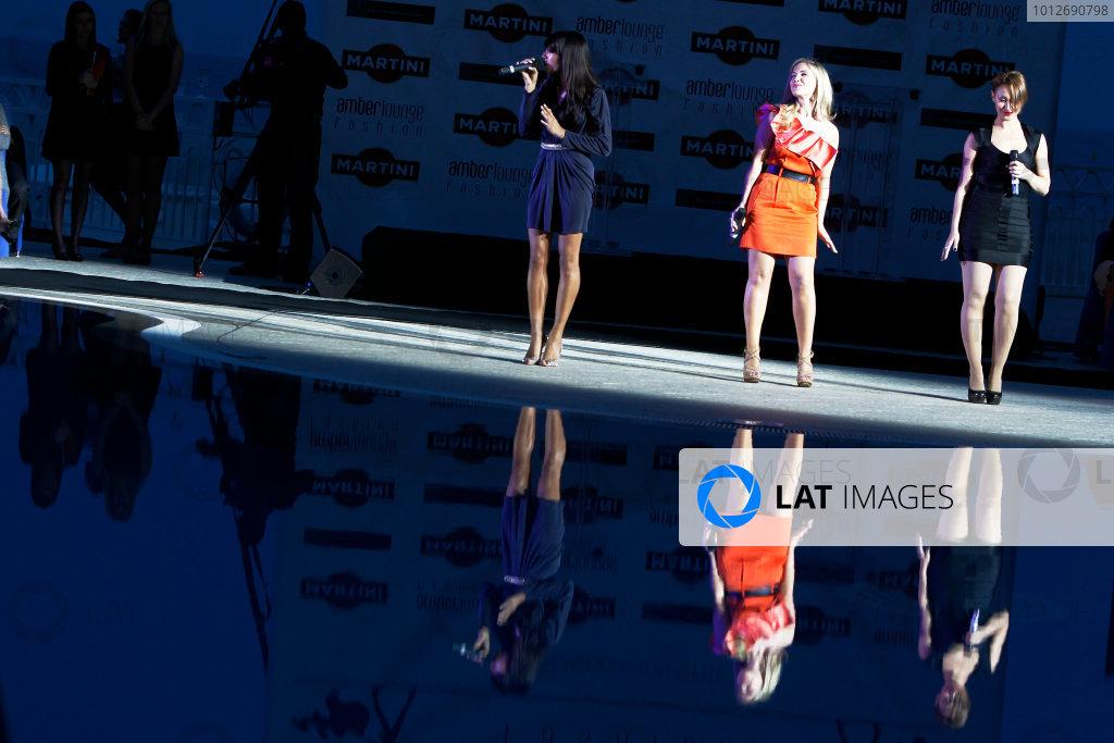 2010 Monaco Grand Prix - Amber Fashion