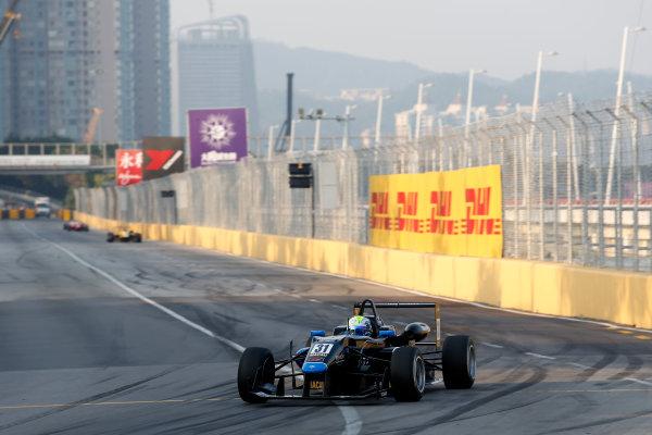 2014 Macau Formula 3 Grand Prix Circuit de Guia, Macau, China 12th - 16th November 2014 Will Buller (GBR) Signature Dallara F314 Volkswagen-Spiess World Copyright: XPB Images / LAT Photographic  ref: Digital Image 3391376_HiRes