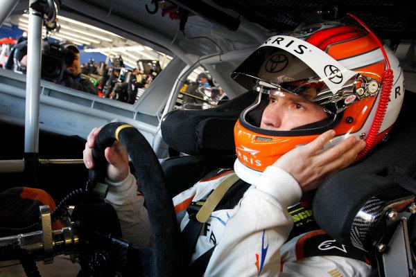 20-21 February, 2015, Daytona Beach, Florida USA Daniel Suarez, Arris Toyota Camry ©2015, Matthew T. Thacker LAT Photo USA