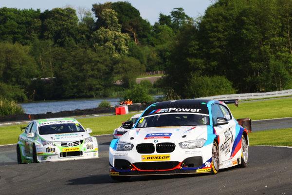 2017 British Touring Car Championship, Oulton Park, 20th-21st May 2017, Colin Turkington (GBR) Team BMW BMW 125i M Sport World copyright. JEP/LAT Images