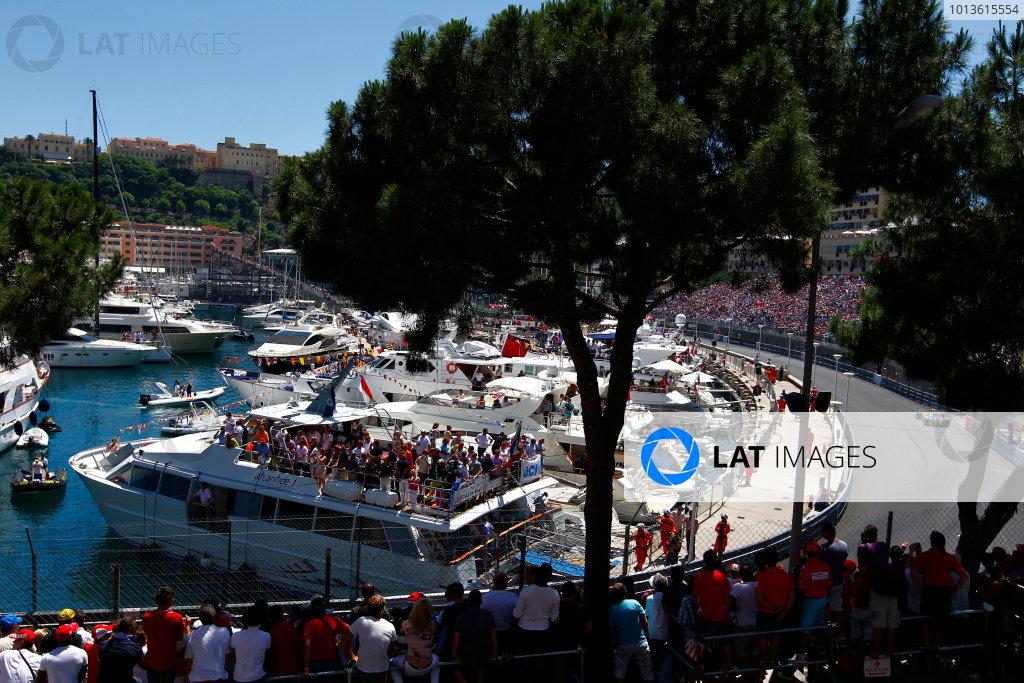 2011 Monaco Grand Prix - Sunday