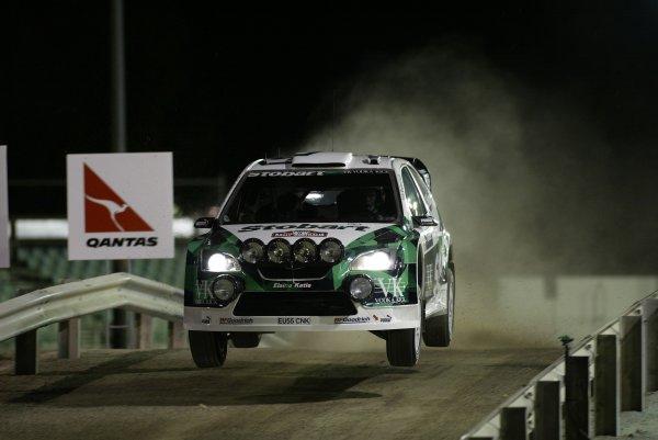 2006 FIA World Rally Champs. Round 6Rally Australia 26-29th October 2006Luis Perez Companc Ford actionWorld Copyright: McKlein/LAT